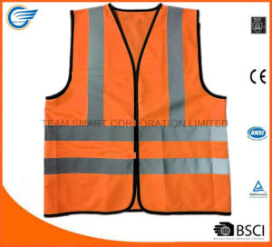 En20471 Warning Jacket Traffic Workwear Jacket for Fluorescent pictures & photos