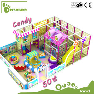 Relaxing Professional Candy Theme Indoor Playground Equipment Prices pictures & photos