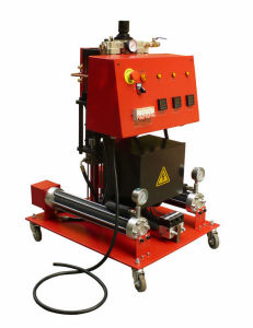 Rigid Polyurethane Sprayfoaming Machine for Building Roof pictures & photos