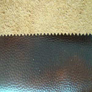 Bonded Leather for Shoe Upper (JA-35676)