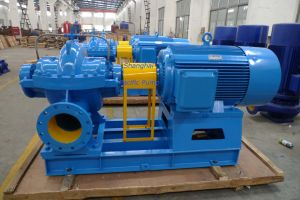Horizontal Split Case Pump (TPOW) pictures & photos