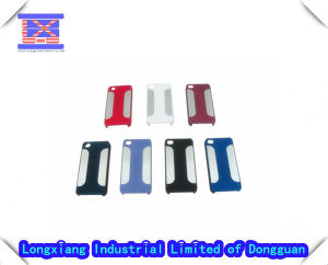 Cell Phone Case Plastic Injection Mould for iPhone pictures & photos