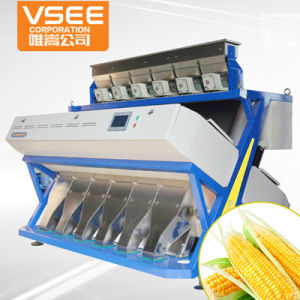 5000+Pixel Vsee CCD Camera New Model RGB Rice Color Sorter Machine pictures & photos