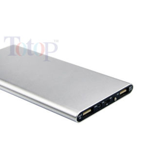 Ultra Slim Power Bank Aerometal Power Bank 10000mAh Power Bank pictures & photos