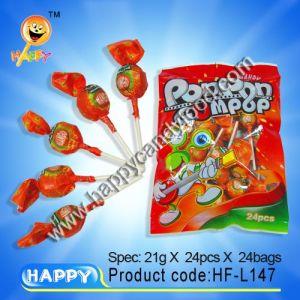 Sour Powder / Sour Powder Filled Lollipop (HF-L147)