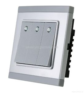 Wireless Smart Remote Switch with Three Button pictures & photos