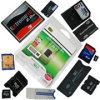 Quality Memory Cards (MS/SD/MMC)