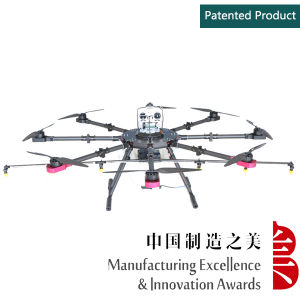 Fh-8z-10 Eight Rotor Agriculture Uav Crop Sprayer Drones pictures & photos