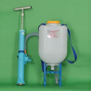 Knapsack Granule Fertilizer Applicator Knapsack Backpack Fertilizer Machine (AM-P010) pictures & photos
