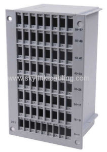 64 core insert type branch box for PLC spliters pictures & photos