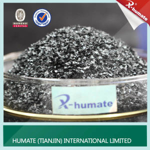 100% Water Soluble Super Potassium Humate From Leonardite pictures & photos