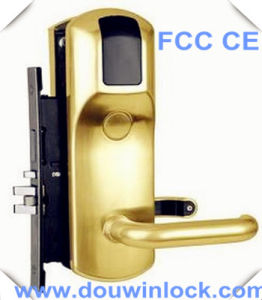 Cheap and Good Panel Durable Door Lock pictures & photos