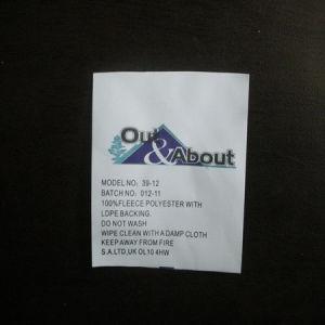 Non-Woven Garment Label