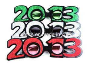 2013 Fashion Holiday Glass Party Glasses Frame