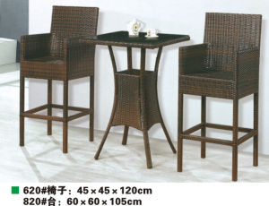 Rattan Bar Furniture , Outdoor Bar Sets, Garden Bar Sets (620)