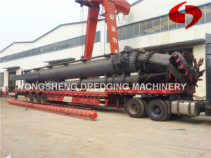 Sand Pump Dredger to Reclaim Silt in Lake (CSD 300)