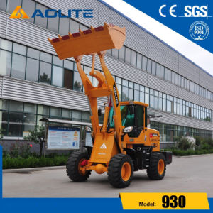 Brand Aolite Farm Machinery 1.5ton Front Wheel Loader Small Loader with Ce pictures & photos