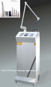 Standing Professional CO2 Laser Fractional Beauty Machine