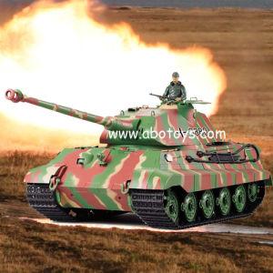 New 1: 16 Scale German King Tiger R/C Tank (RT-3888)
