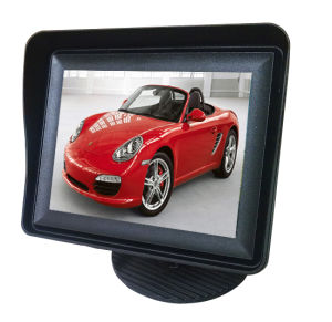 CE, FCC, RoHS Approved 3.5 Inch Digital Car Security CCTV Monitor (SF-3500A)