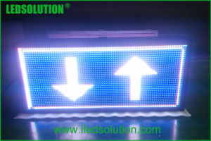 Ledsolution High Quality Outdoor Vms Traffic LED Sign pictures & photos