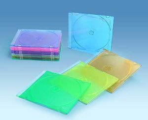 DVD Box, CD Cover, DVD Holder