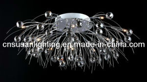 Modern Low Voltage Crystal Ceiling Lamp (MX9214/13)