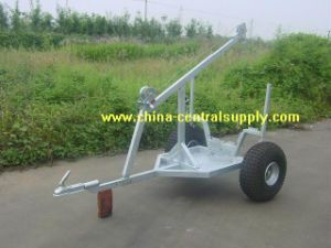 Utility Trailer Timber Trailer of Factory Made for Sale (TMT030) pictures & photos