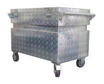 Aluminium Troller Tool Box