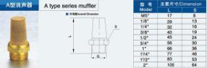 A Type Series Muffler