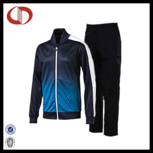 latest Sports Suit Mens Tracksuit with Sublimation Printing Designed pictures & photos