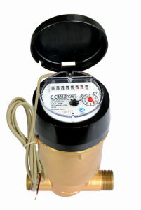 Volumetric Water Meter (PD-SDC-H-LXHT-8+1-2) pictures & photos