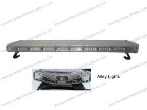 Dual Colors Emergency Vehicle LED Lightbar pictures & photos