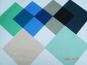 Tinted Float Glass (YRG-F023)