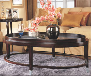 Oval Coffee Table (LJ035-004)