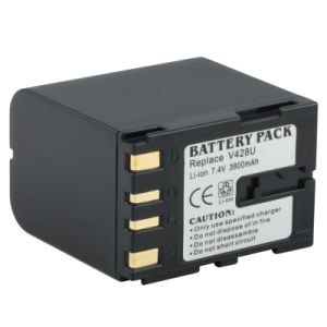 Digital Camera Battery (V428U 7.4V 3800mAh) for JVC