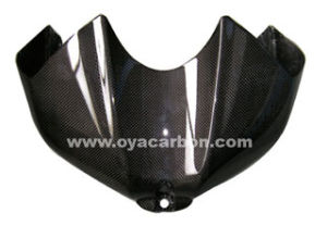 Carbon Fiber Tank Cover for YAMAHA Yzf-R6 06-07 pictures & photos