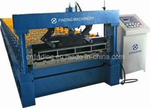 Steel Corrugated Roll Forming Machine