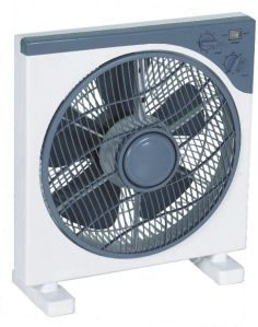Hot Sell Plastic Electric Box Fan - 12 Inch Mini Fan (KYT-30. A)