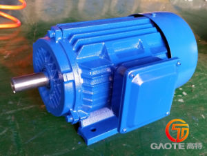 3kw/4HP, 1500rpm~4 Pole, 230/400V 3pH Electric Motor pictures & photos