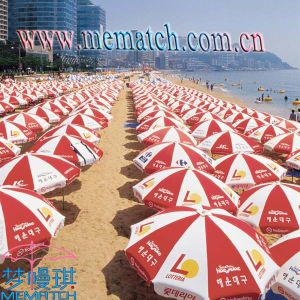 Promotion Beach Umbrella (MEAU-OS101)