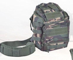 Military Saddlebags