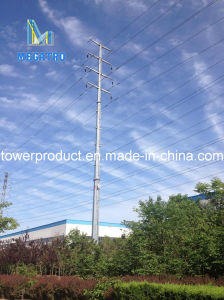 Monopole Tower and Mast (MG-EM007) pictures & photos