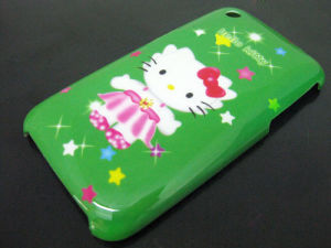 Cute Hello Kitty Hard Skin Case for iPhone 3G 3GS