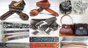 Leather Products: Belts, Cuffs, Wristbands, Slippers, Hangbags, Wallets
