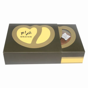 Luxury Perfume Paper Gift Box Book Shape pictures & photos