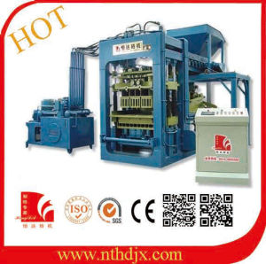 High Quality Cement Concrete Block Making Machine pictures & photos