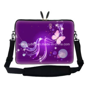 15.6 Inch Notebook Computer Laptop Sleeve Holder Bag Case (CY8918) pictures & photos