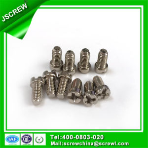 Carbon Steel Special Machine Screw M3 pictures & photos