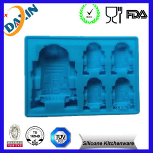 Personalized Silicone Ice Pop Molds, Custom Silicone Ice Cube Tray pictures & photos